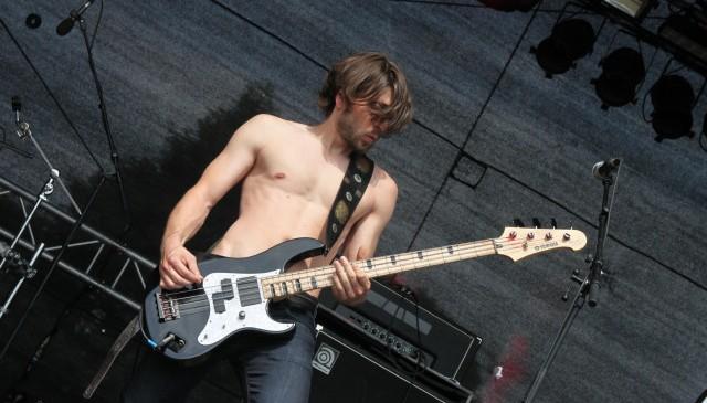 Andreas Voland (Samavayo) live at Gössnitz Open Air 2013
