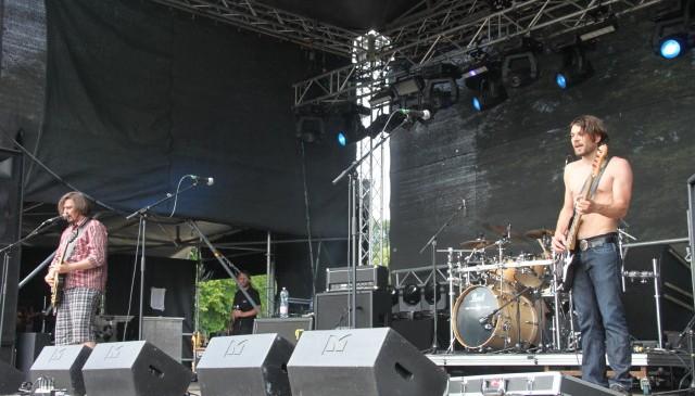 Samavayo live at Gössnitz Open Air 2013
