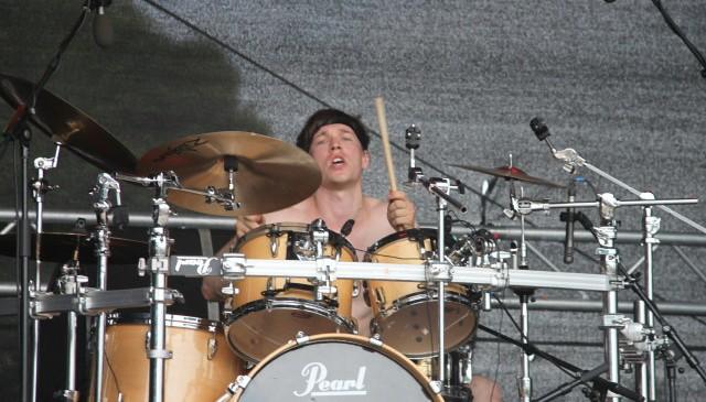 Stephan Voland (Samavayo) live at Gössnitz Open Air 2013