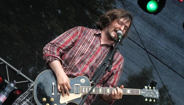 Behrang Alavi (Samavayo) live at Gössnitz Open Air 2013