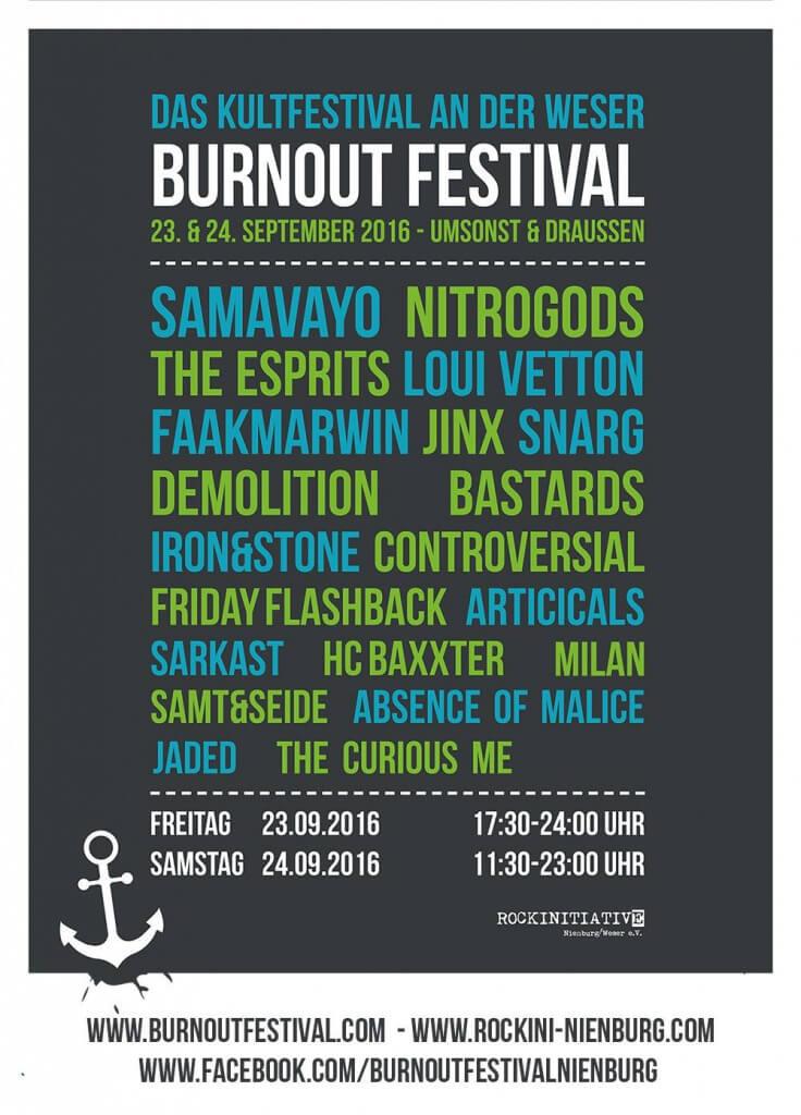 Burnout Festival Nienburg