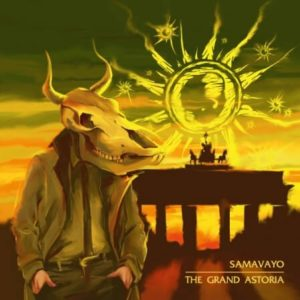 Samavayo The Grand Astoria 10 inch Split vinyl