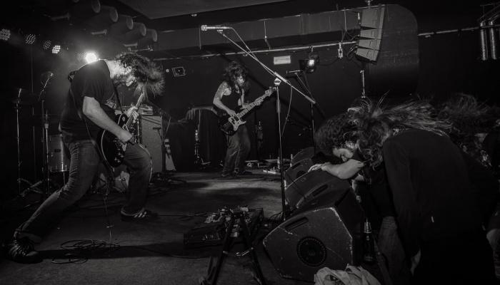 Samavayo live in Berlin Binuu 2016