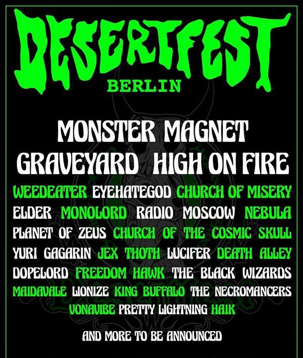 Desertfest Berlin