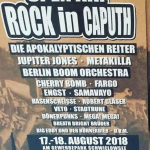 Rock In Caputh with Samavayo