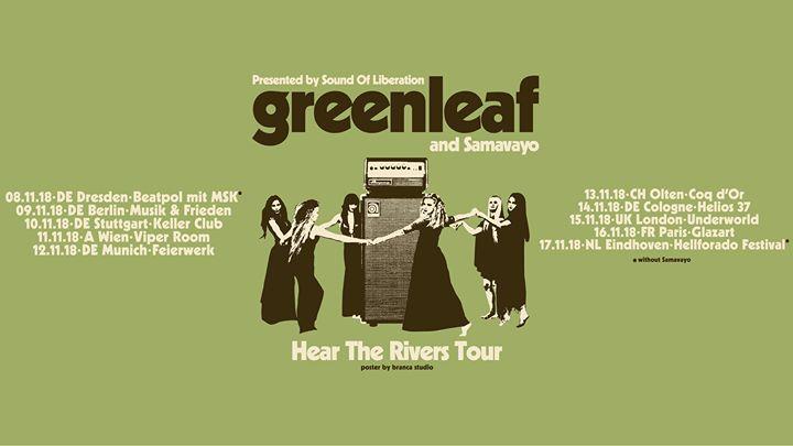 Greenleaf Samavayo Tour 2018